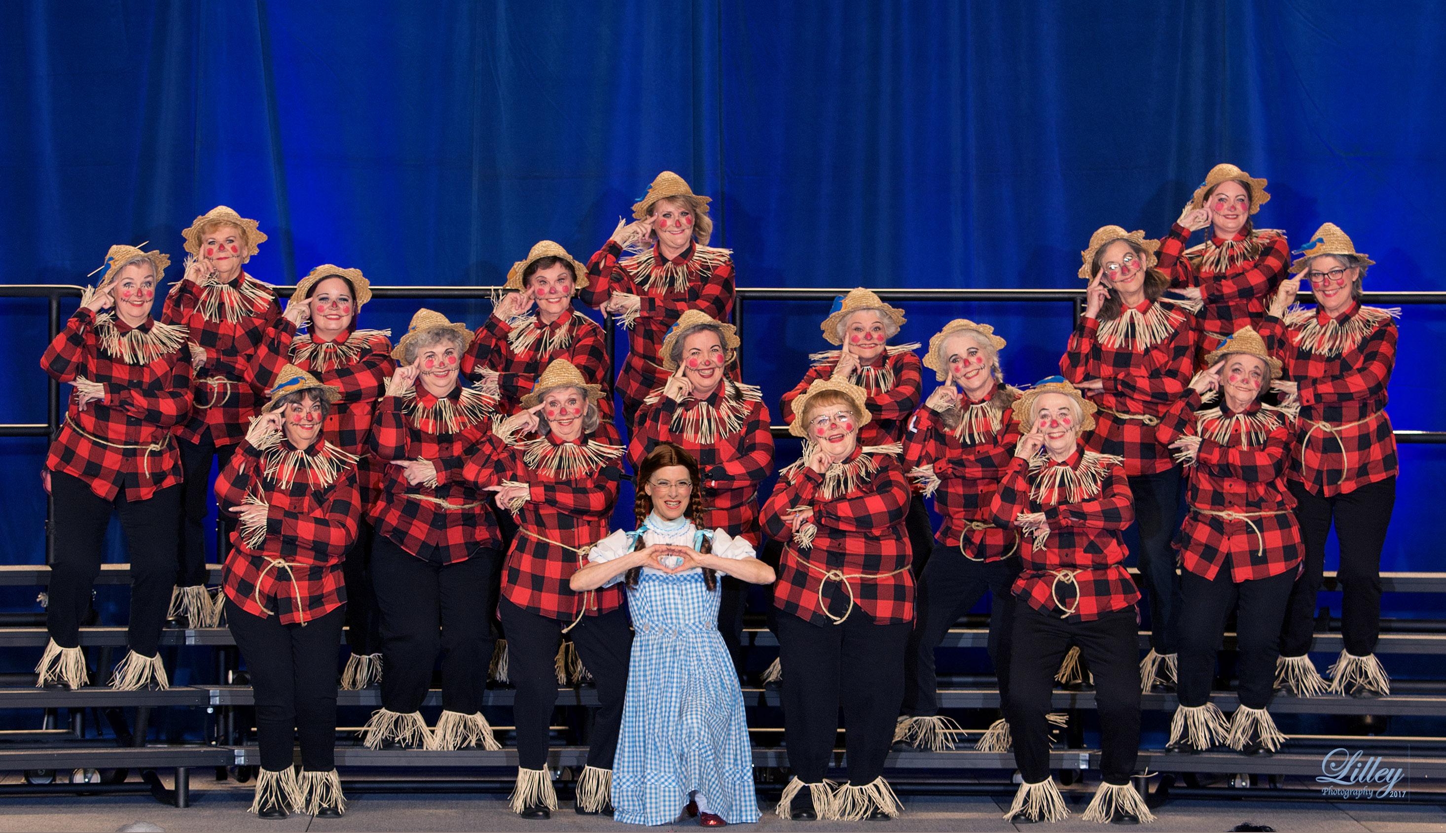 Inland Harmony Chorus